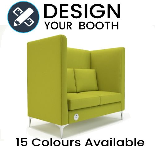 Design Your Altus Privacy Booth in Fabric