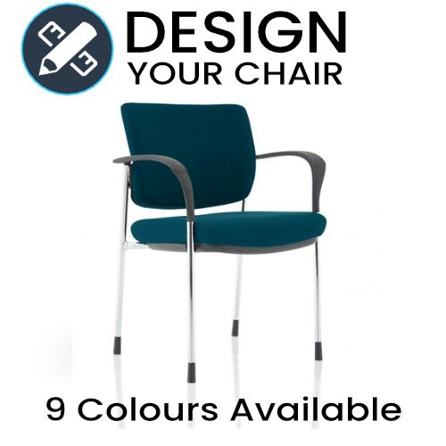 Design Your  Deluxe Brunswick Meeting / Visitors Chair