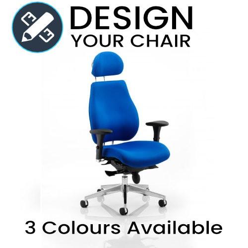 Design Your Chiro Plus Ergo Posture Chair
