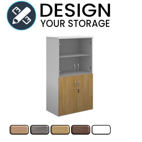 Design Your Combination Wooden Cupboard