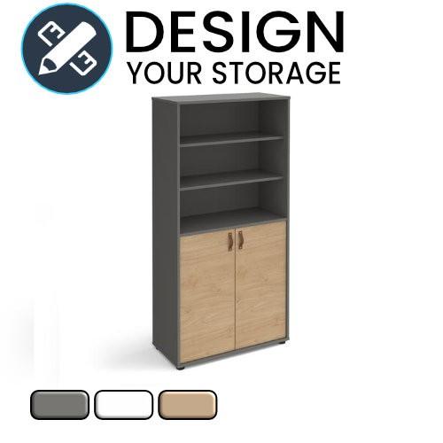 Design Your Universal Wooden Combination Cupboard