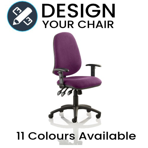 Design Your Extra Large Eclipse Operator Chair