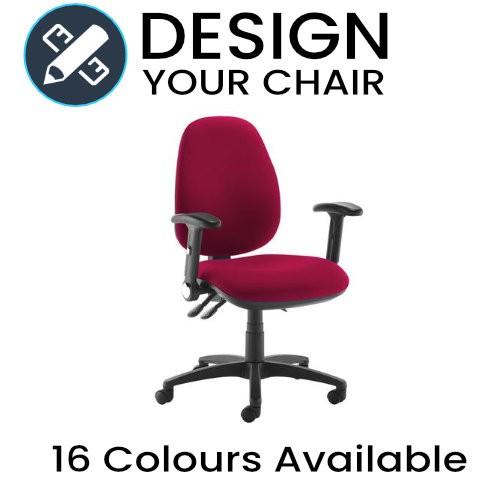 Design Your Jota High Back Operator Chair