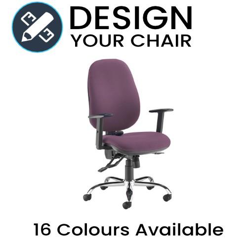 Design Your Jota Ergo 24/7 Posture Chair
