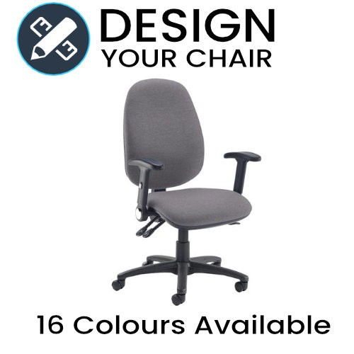 Design Your Jota Extra High Back Operator Chair