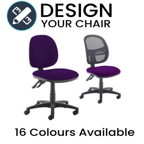 Design Your Jota Medium Back Operator Chair