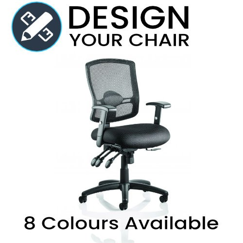 Design Your Portland Mesh Office Chair