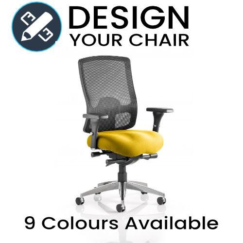 Design Your Regent Executive Chair