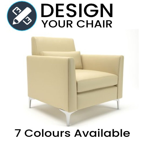 Design Your Roselle Faux Leather Soft Seating