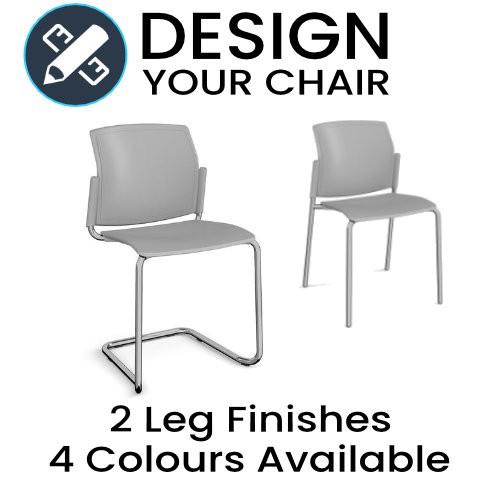Design Your Santana Meeting / Visitors Chair