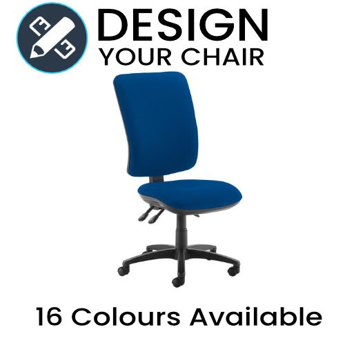 Design Your Senza Chair with Extra High Back