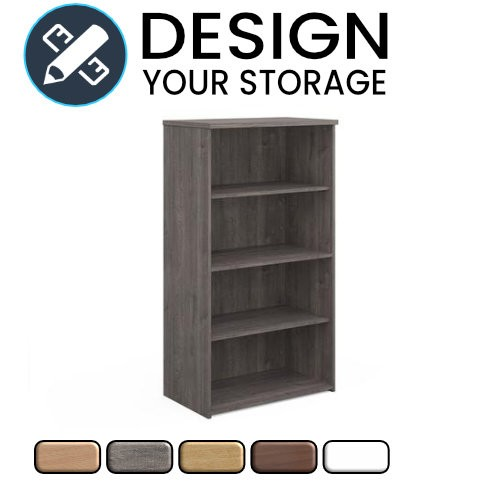 Design Your Traditional Wooden Bookcase