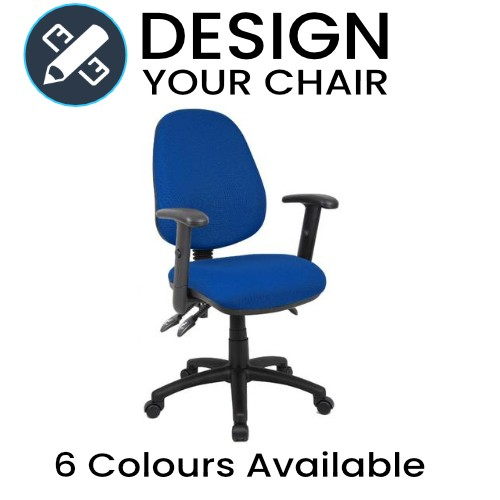 Design Your Vantage Office Operator Chair