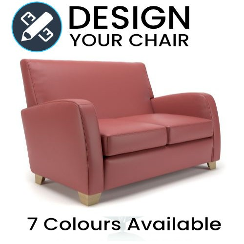 Design Your Wynne Faux Leather Soft Seating