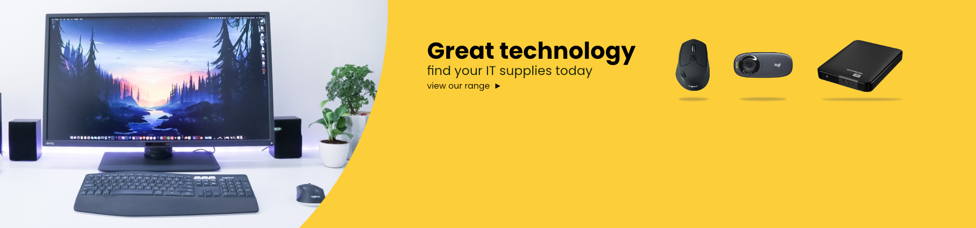 View Our IT Range