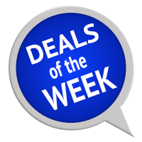 Our Deals of the week
