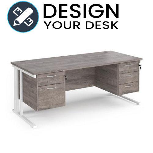 Design a Straight Desk