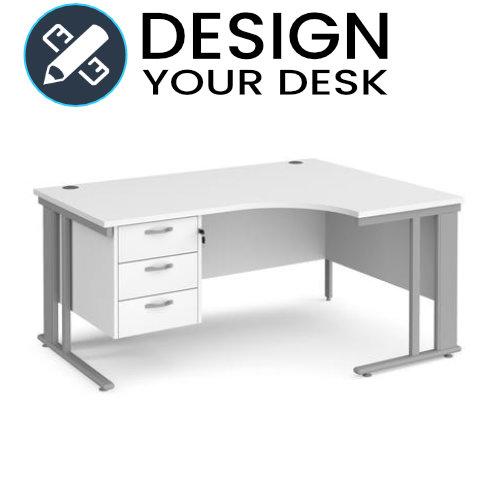 Design a Radial Desk