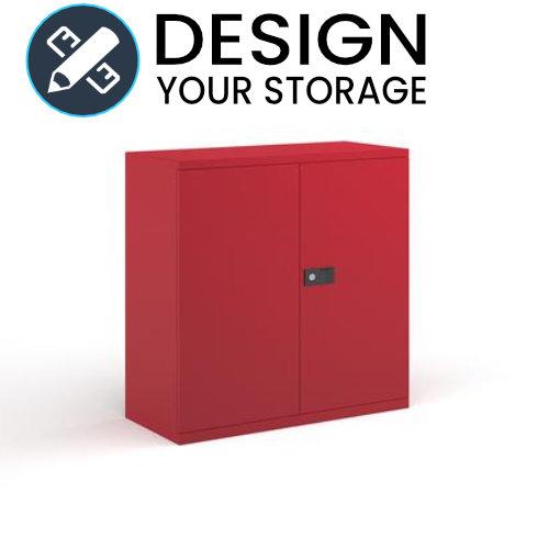 Design a Steel Cupboard