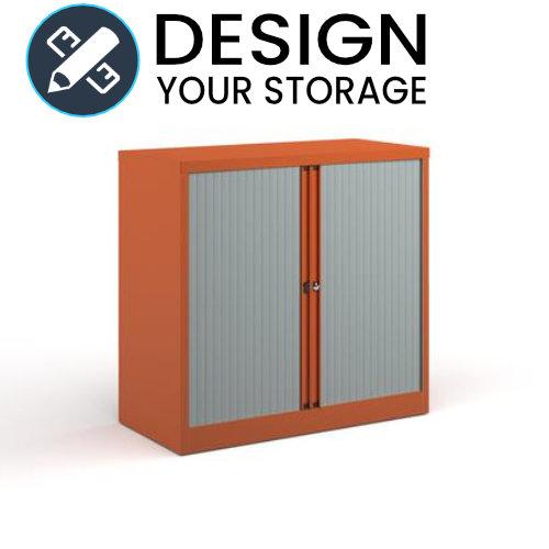 Design a Steel Tambour Cupboard