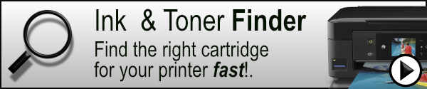 Finder Your Printer Cartridges Fast
