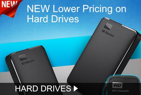 PC Hard Drives