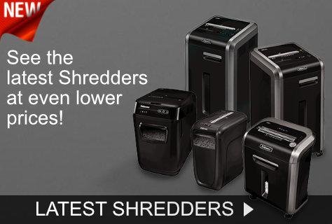 Latest Shredders