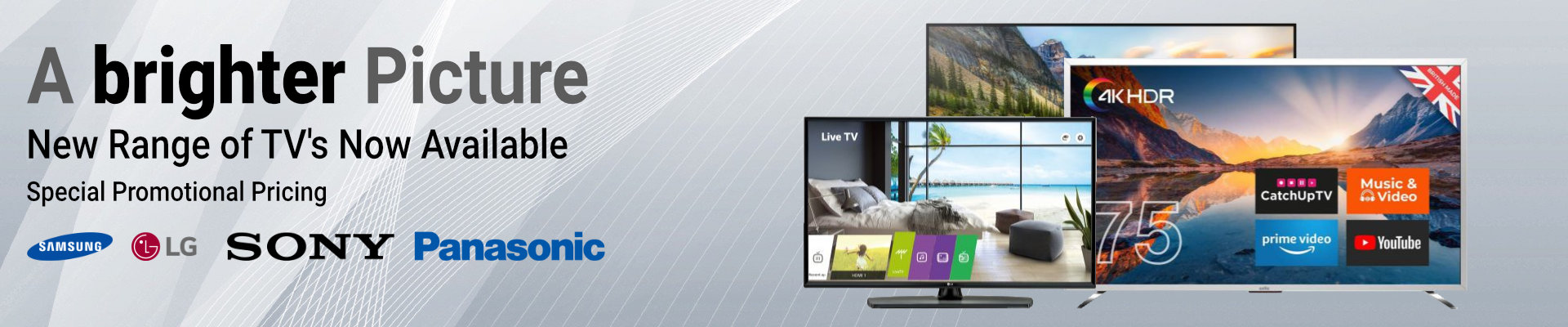 Latest TV  Available