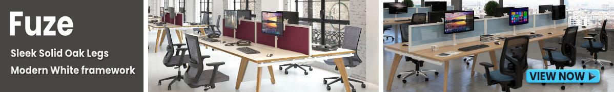Fuze Bench Desks