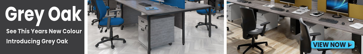 Grey Oak Desks