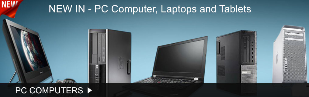 PC and laptops