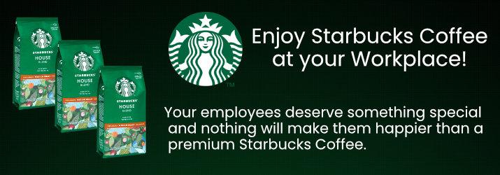 StarBucks Coffee Range