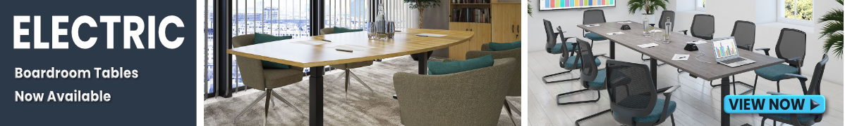 Sit Stand Boardroom tables