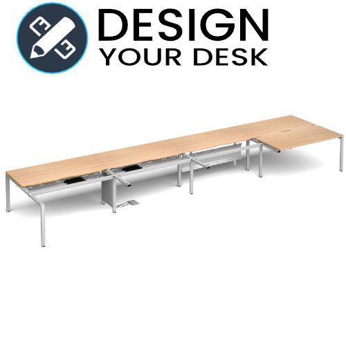 Design a Bench Desk System