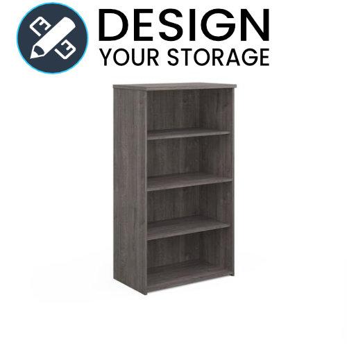 Design a Wooden Bookcase