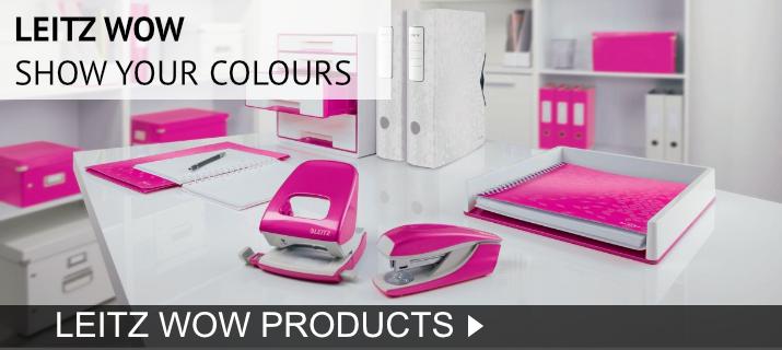 Leitz Wow Colours
