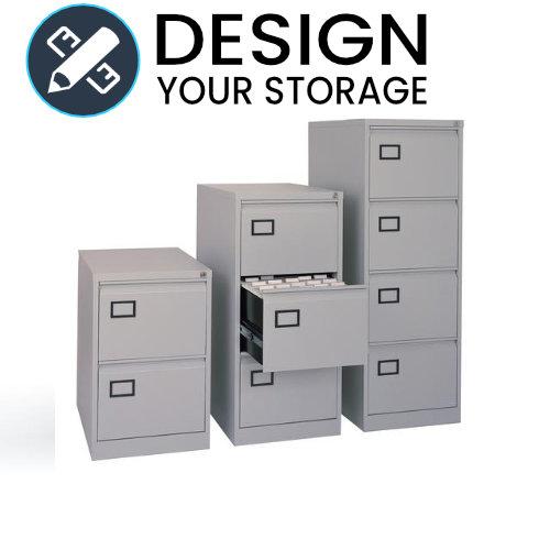 Design a Steel Filing Cabinet