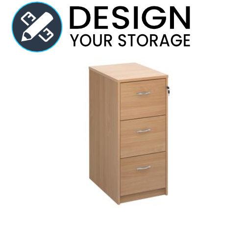 Design a Wooden Filing Cabinet