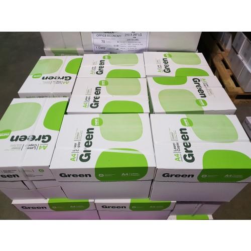 A4 White Laser Copier Paper 80gm - Pallet Quantity -200 reams