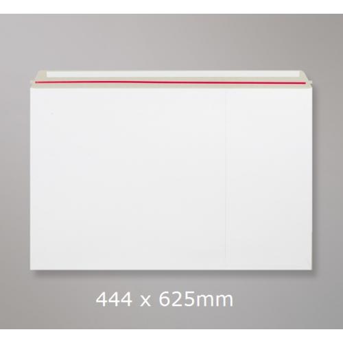 All Board White Envelopes 444x627mm (827) Pk50