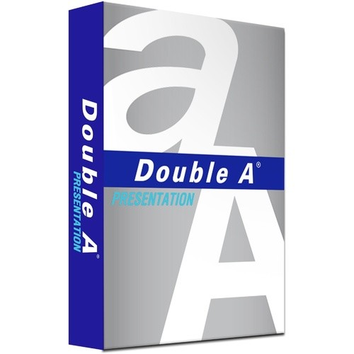 Double A Presentation Paper A4 100gsm Pack 2500 Sheets