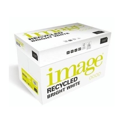 A4 Image Recycled Bright White 80gsm Paper (Box 2500)