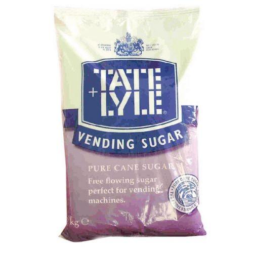 Tate & Lyle Fine Sugar 2kg Bag