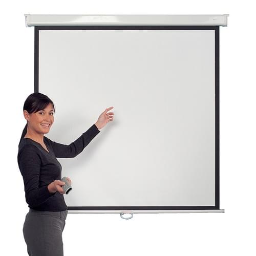 Eyeline Presenter Wall Screen - 1500 x 1500mm