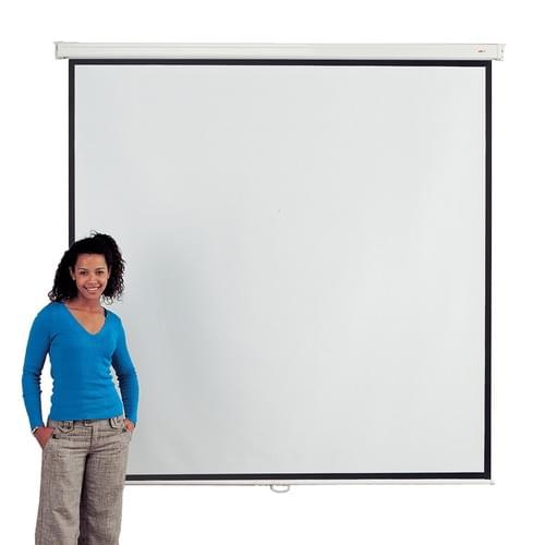 Eyeline Presenter Wall Screen - 2000 x 2000mm