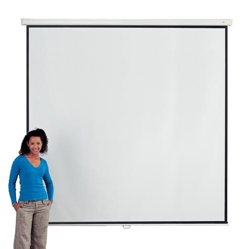 Eyeline Presenter Wall Screen - 2400 x 2400mm