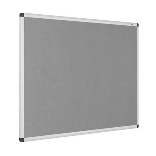 Eco-Colour Aluminium Framed Resist-a-Flame Boards - 900 x 600mm - Grey