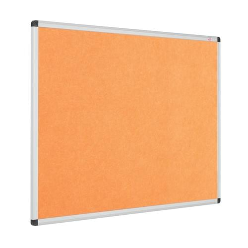 Eco-Colour Aluminium Framed Resist-a-Flame Boards - 1200 x 900mm - Orange