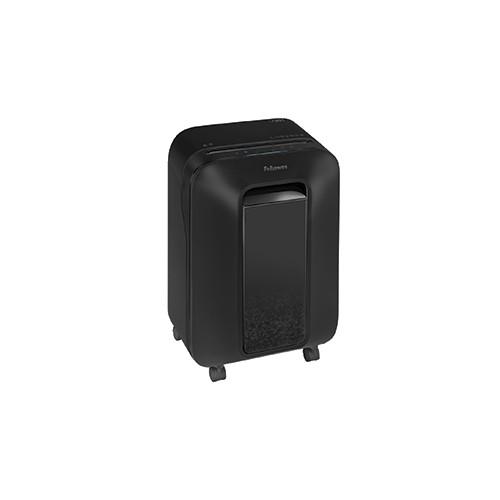 Fellowes Powershred LX201 Micro-Cut Shredder Black