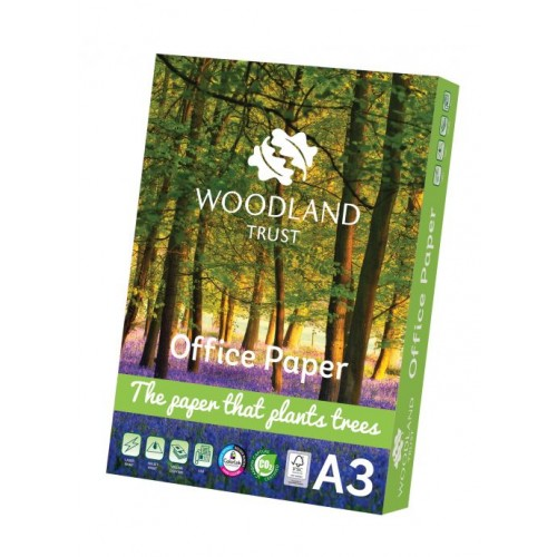 Woodland Trust Office A3 Paper (500 sheets)